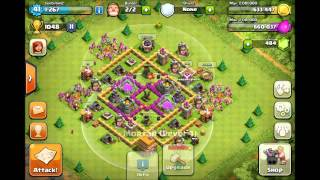 Best Clash Of Clans Defense Town Hall 6 Farming Base