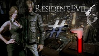 Biohazard 6 Resident Evil 6 Detonado (Walkthrough) Leon