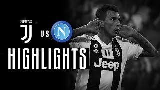 HIGHLIGHTS: Juventus vs Napoli - 3-1 - Serie A - 29.09.2018 | Mandzukic at the double