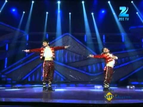 Tanay and Jeet Perform on Maria Maria