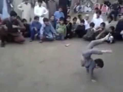 Pashtoon Very Little Boy Amazing Gymnastic Skills by GulNoor Parachinar