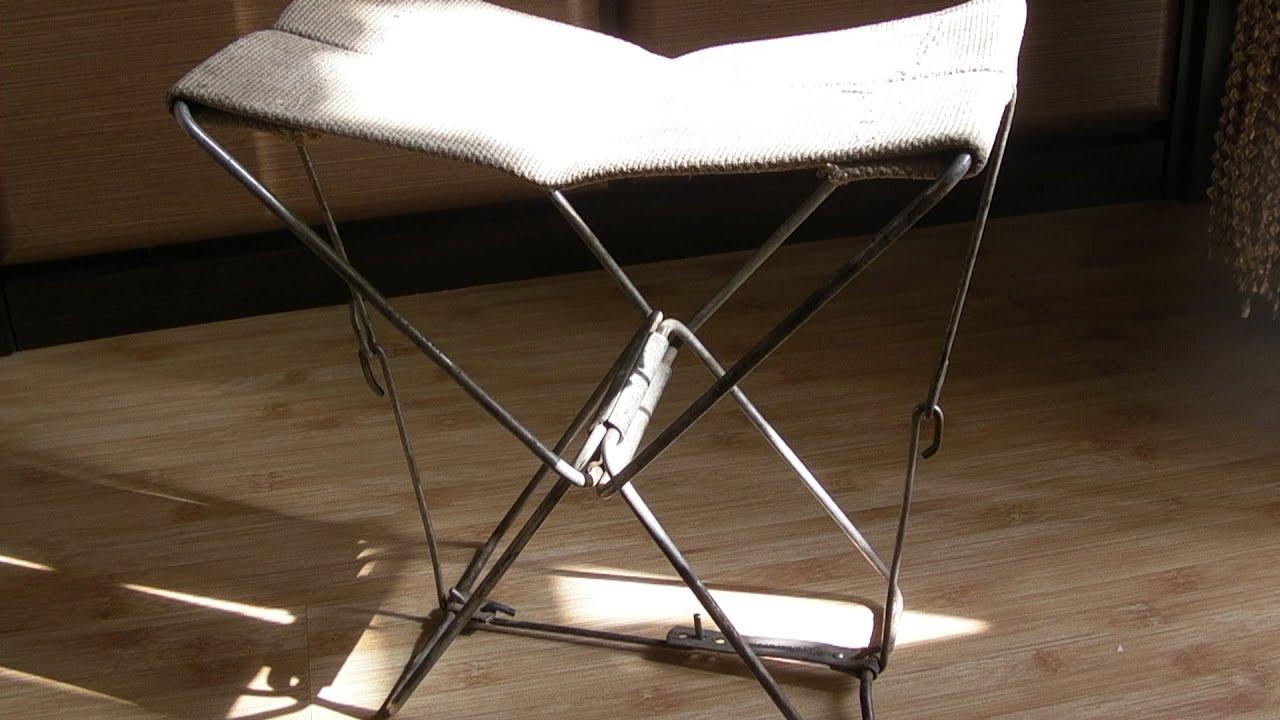 Складной стол из полипропиленовых труб своими руками
