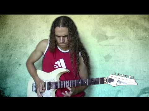 Flamarion Soares - Windows To The Soul (Steve Vai cover)