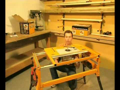 triton tra001 1 2 precision router product demonstration youtube. Black Bedroom Furniture Sets. Home Design Ideas
