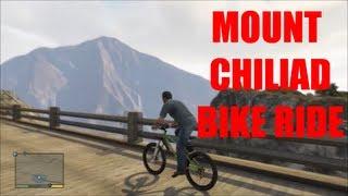 Fun Things To Do In GTA 5: Chiliad Mountain Bike Ride