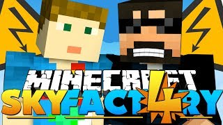 Minecraft: SkyFactory 4 - A VERY SHOCKING VIDEO!! [20]