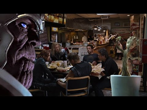 Every Single Marvel Post-Credits Scene before May 2016 - High Quality