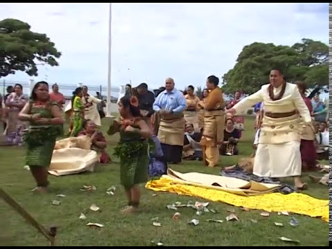 Princess taone Tongan