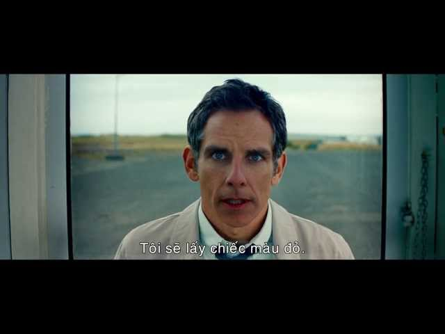 The Secret Life Of Walter Mitty - Bí Mật Của Walter Mitty Trailer C