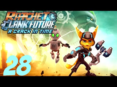 ratchet and clank a crack in time gold bolt krell canyon