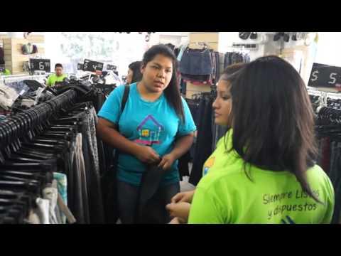 Jóvenes del Municipio de San Martín buscan oportunidades.