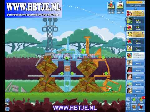 Angry Birds Friends Tournament Level 2 Week 97 (tournament 2) no power-ups