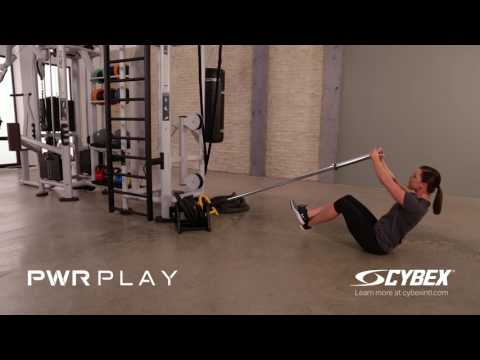 Cybex PWR PLAY - Seated Russian Twist