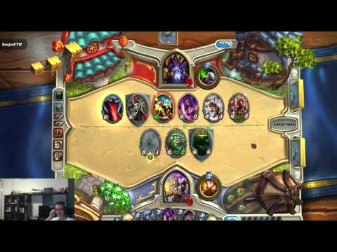 Hearthstone - Demo, Explanation and Arena Run