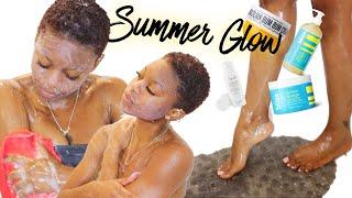 Shower Routine 2018 | Shave, Smooth Skin, Feminine Hygiene, & More!