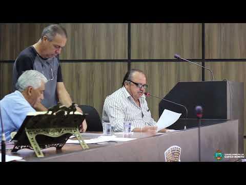 Sessão da Câmara Municipal do dia 13 de Novembro de 2017