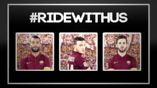 Upload your photo and #RIDEWITHUS everywhere we go