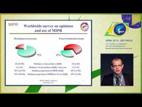MIPR Conference: Pancreatoduodenectomy session introduction - Ugo Boggi