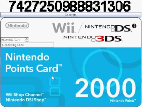 3ds eshop card generator download