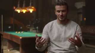 H&M Behind The Scenes Film With David Beckham And Marc