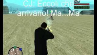 GTA San Andreas Attacco Alieno