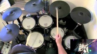 Bohemian Rhapsody Queen (Drum Cover) Drumless Track Used