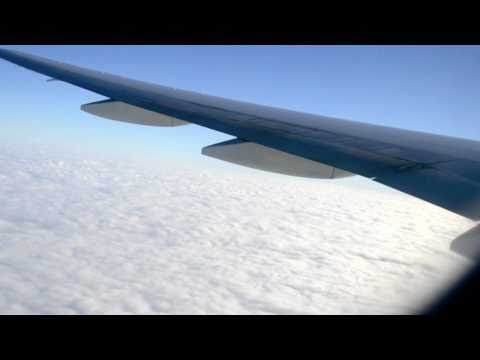 Time Lapse From A Plane.