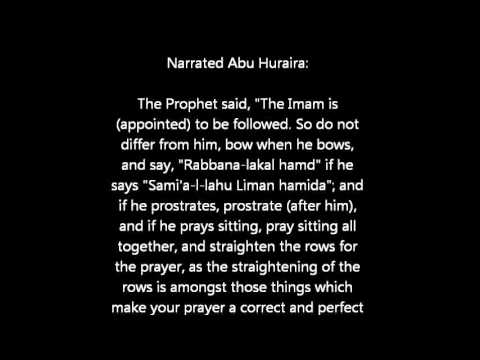 Hadith 689, Book of Call to Prayers Adhaan, Sahih Bukhari, Prophet Muhammad PBUH