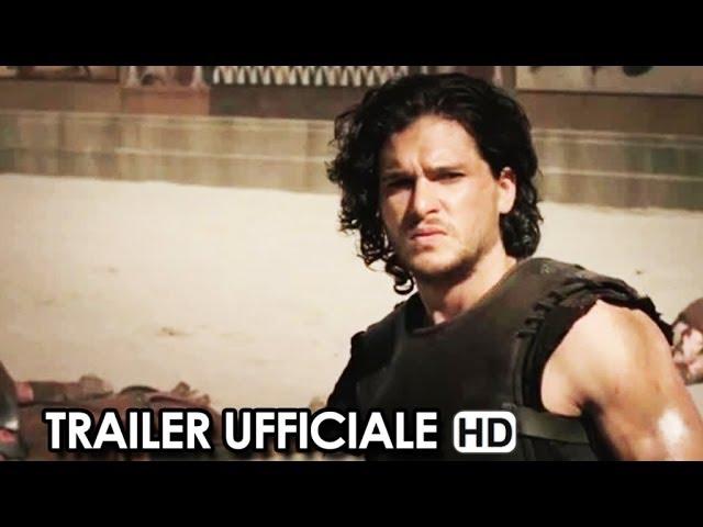 Pompei Trailer Ufficiale Italiano (2014) - Paul W.S. Anderson Movie HD