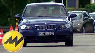 Tracktest BMW 335i: Wie gut ist der kleine Bruder des M3 auf dem Motorvision-Handlingkurs videos