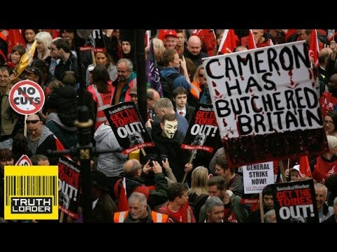 Press ignores huge UK protest, NSA is 'getting worse' & Syrian Electronic Army strike - Truthloader