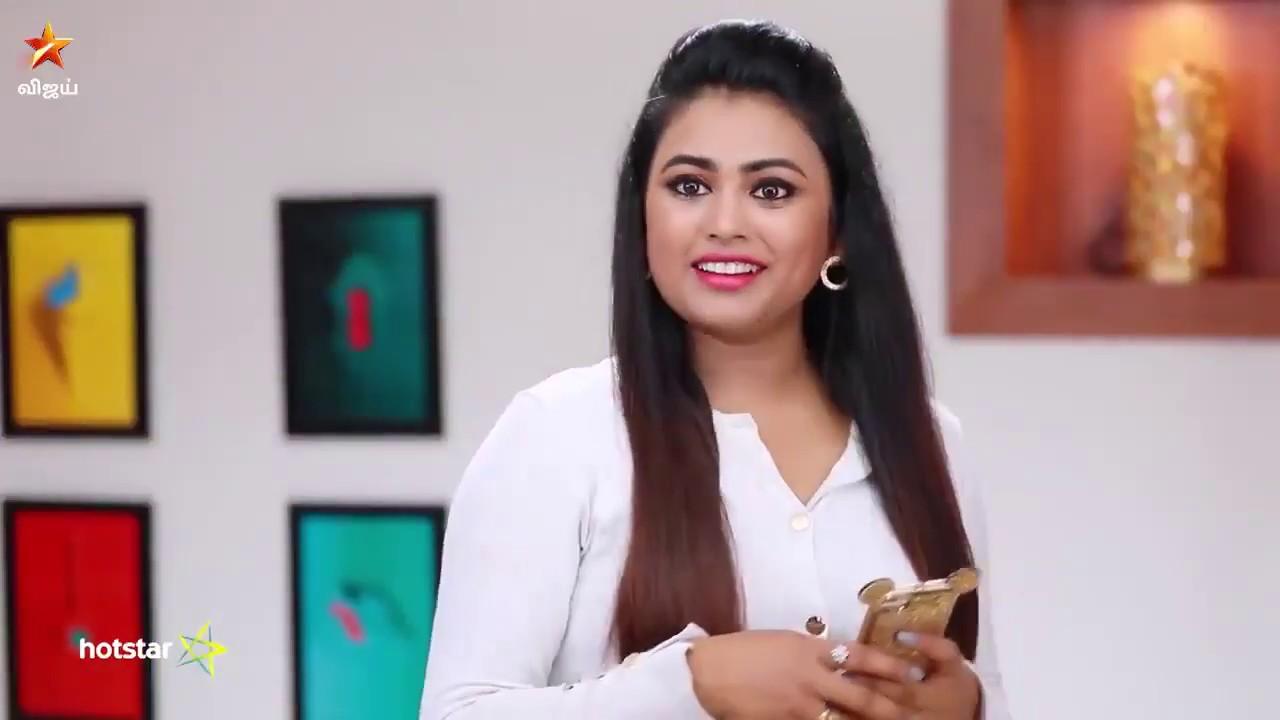 bharathi kannamma serial on hotstar