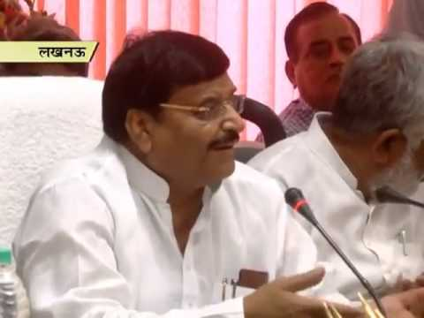 Shivpal Yadav holds meeting with IAS officers, tells them to be honest