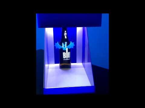 Holograma blu