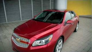 2013 Chevrolet Malibu First Look