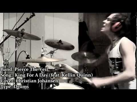 Pierce The Veil - King For A Day (feat. Kellin Quinn) - Drum Cover