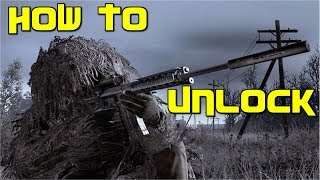 Call Of Duty Ghosts Ghillie Suit Unlock Tutorial