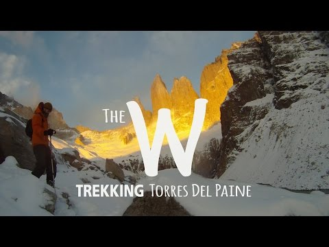 "The ""W"" trekking Torres del Paine"