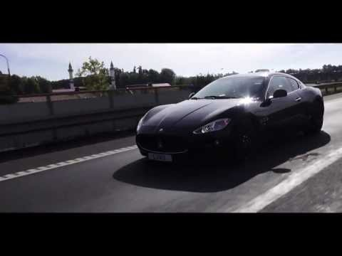 Maserati Quattroporte / Maserati Granturismo With Tubu Exhaust And Lar