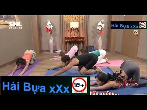 [ Hài siêu bựa xXx ] Cô giáo Chim Sun Sun lại đi dạy thêm Yoga [ Hài bựa Hàn Quốc ]