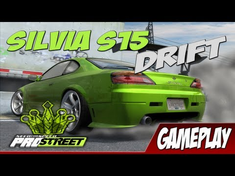 NFS Pro street: Slivia S15 Drift