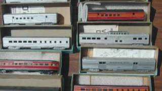 HO Railroad Collection FOR SALE