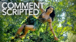 [Katy Perry - Roar (Official) (Comment Scripted)] Video
