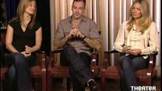 Sienna Miller, Jonny Lee Miller, and Marin Ireland After Miss Julie Interview view on youtube.com tube online.
