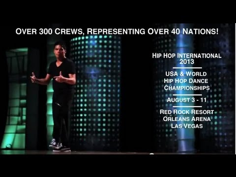 Hip Hop International's 2012 Highlights!!