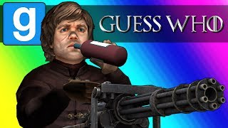 Gmod Guess Who Funny Moments – Game of Thrones Edition!