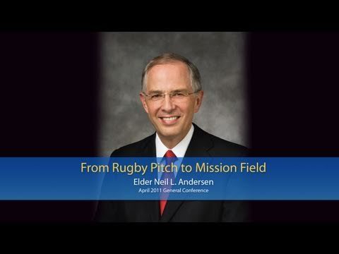 From the Rugby Pitch to the Mission Field