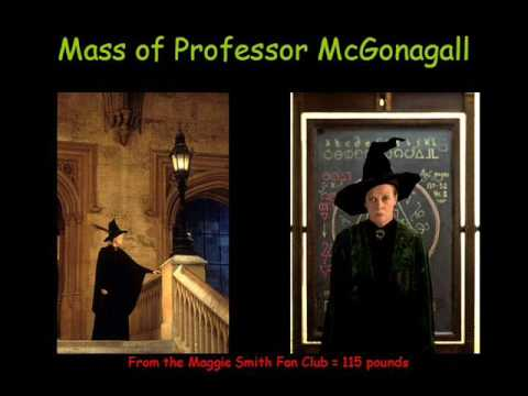 Conservation of Mass Lesson with Harry Potter