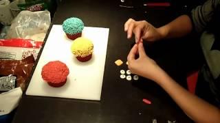 Cómo Hacer Cupcakes Angry Birds