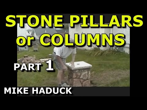 how to build the latar pillars
